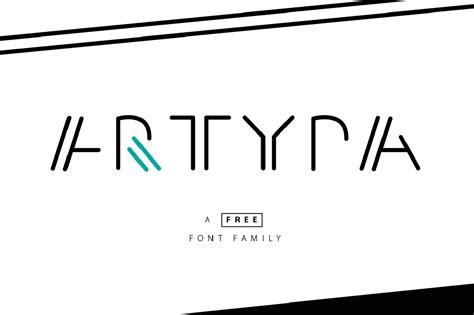 Artypa Font Family