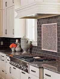 kitchen back splash tile Glass Backsplash Ideas: Pictures & Tips From HGTV ...