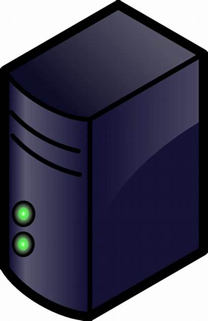 Server Clipart Clip Computer Servers Royalty Onlinelabels