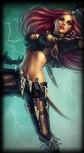 League of Legends Champion Katarina Guide - FanUp Community
