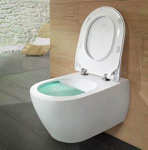 Villeroy Boch Dusch Wc : sp lrandloses wc von villeroy boch planungswelten ~ Sanjose-hotels-ca.com Haus und Dekorationen