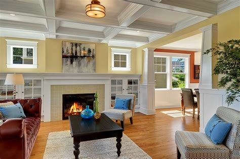 bungalow style homes interior craftsman bungalow mt baker heaton dainard reno 1
