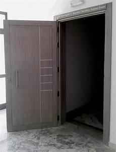 porte d39entree pour appartement en bois noble frene With porte d entrée pour appartement