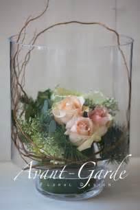 Terrarium Flower Arrangement