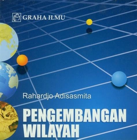 pustaka buku pengembangan wilayah konsep dan teori