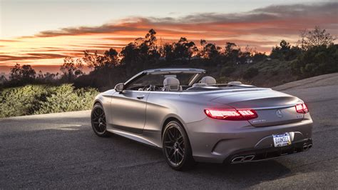 S63 Amg Cabriolet by Reviewed 2018 Mercedes S63 Amg Cabriolet