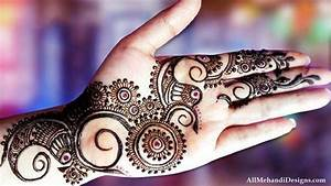 1000+ Easy Mehndi Design - Simple Mehandi Desings Images