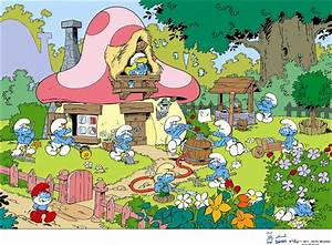 World's first Smurf Village comes to Abu Dhabi