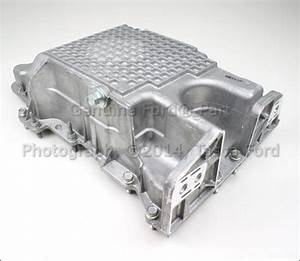 New Oem Engine Oil Pan Assembly 2008 Ford Escape Mercury
