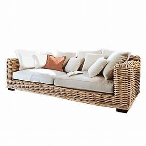 Rattan Outdoor Möbel : sofa rimini loberon coming home ~ Sanjose-hotels-ca.com Haus und Dekorationen