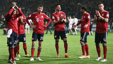 Picking the Best Potential Bayern Munich Lineup to Face SC ...