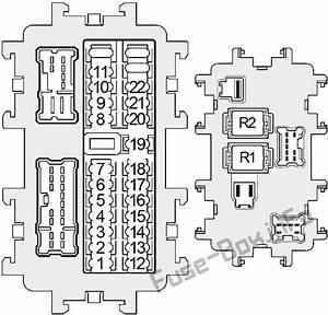 2007 Infiniti Qx56 Fuse Box Diagram