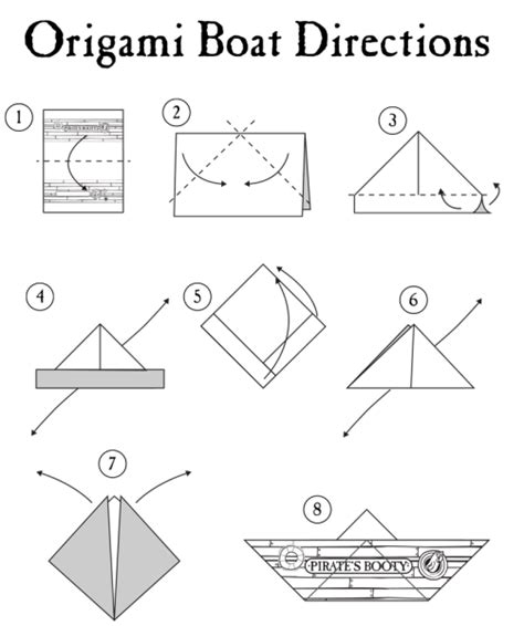 Origami Boat L by Origami Boat Pdf 28 Images Diagram S Gif Origami