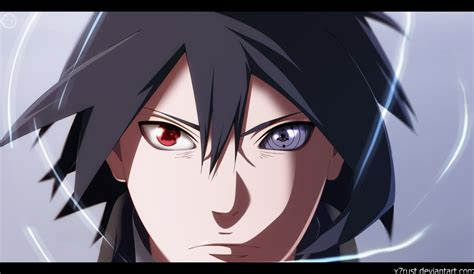 Sasuke By X7rust On Deviantart