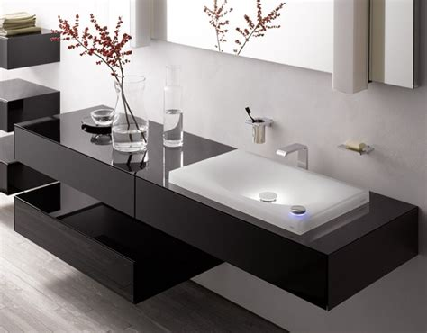 Modern Bathroom With Minimalist Design By Toto