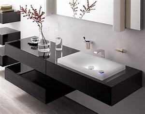Moderne Waschbecken Bad : moderne badezimmer mit minimalistischem design toto ~ Markanthonyermac.com Haus und Dekorationen