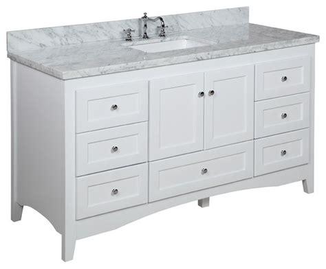 60 inch single sink vanity without top abbey single sink bath vanity transitional bathroom