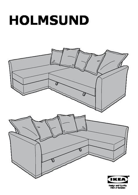 housse de canapé d angle ikea holmsund canapé lit d 39 angle ransta clair ikea canada