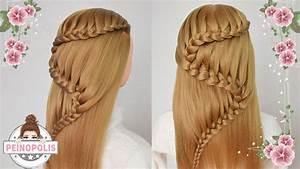 Trenza En Forma De S Peinados Faciles Rapidos Y Bonitos