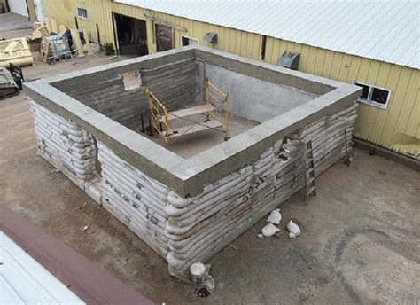 Earth Home Builder Machine