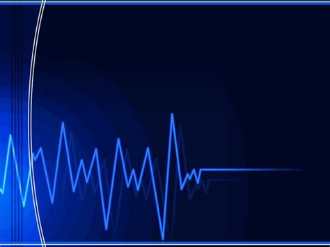 pulse health templates  powerpoint  pulse