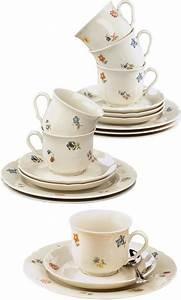 Seltmann Weiden Porzellan : seltmann weiden kaffeeservice porzellan 18 teilig marieluise online kaufen otto ~ Orissabook.com Haus und Dekorationen