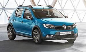 Updated Renault Sandero Hits Sa  Check Out Pricing