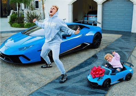 lamborghini jake paul these obnoxious celebrities can 39 t stop flaunting their wealth