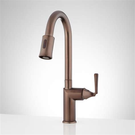 gooseneck sleek faucet signaturehardware com