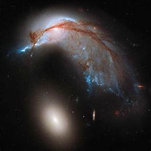 Suburban spaceman: NASA Hubble Image: Galaxy Collision ...