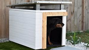 how to make a dog house part 1 diy build youtube With how to build a dog house youtube