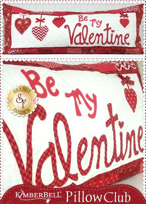 shabby fabrics pillow club 1000 images about valentine s day on pinterest