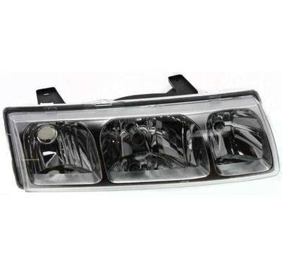2002 2004 vue headlight lens pair