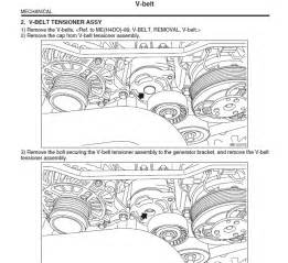 2010 Subaru Forester Wiring Diagram Manual