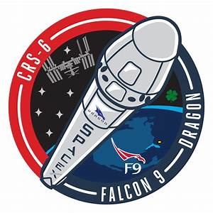 Mission Patch SpaceX CRS-1 - Pics about space