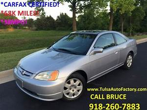 2002 Honda Civic Ex Coupe Manual