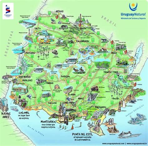 uruguay map ideas  pinterest uruguay country