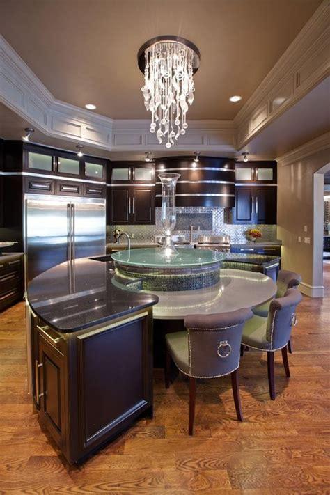 modern kitchens  curved kitchen islands page