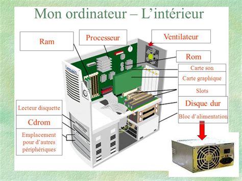 structure d un ordinateur et ses p 233 riph 233 riques ppt t 233 l 233 charger