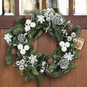 Weihnachtskranz Selber Machen : adventskranz silber bei bestellen wirz vital ~ Markanthonyermac.com Haus und Dekorationen