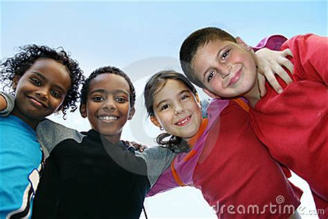 friends group royalty  stock images image
