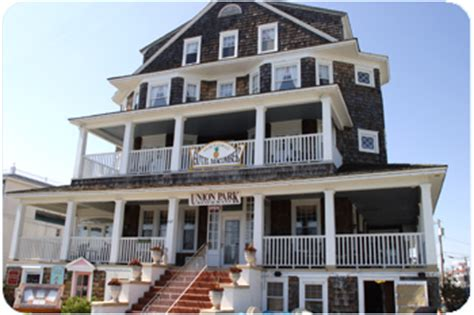 Union Park Dining Room Cape May Nj by Hotel Macomber Cape May Area Weddings And Event Planning