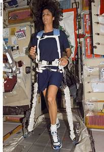 NASA - Bungee Cords Keep Astronauts Grounded While Running