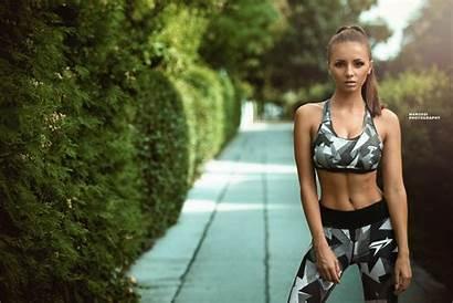 Antonia Petrova Brunette Skinny Clothes Urban Marossi