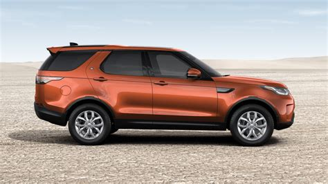 2019 Land Rover Discovery Info