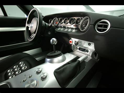 ford supercar interior 2005 ford gt interior 1280x960 wallpaper