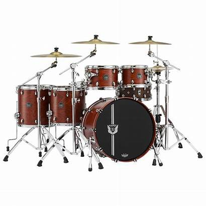 Drum Kit Mapex Flame 30th Pack Anniversary