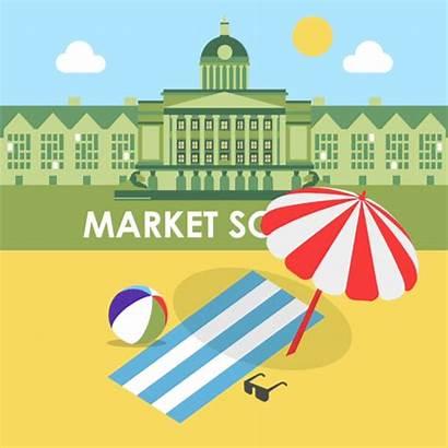 Gifs Market Nottingham Celebrating Much Re Square