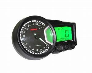 Multifunctional Speedometer Koso Rx2 Gp Style
