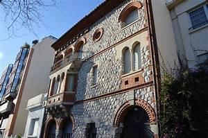 Maison Art Deco : la maison rouge et autres maisons remarquables perpignan ~ Preciouscoupons.com Idées de Décoration
